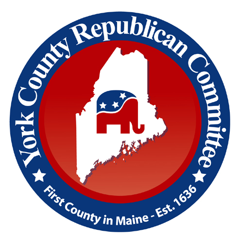 York County Maine Republican Committee Seal