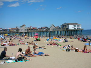 Picture of Old Orchard Beach by the Pier